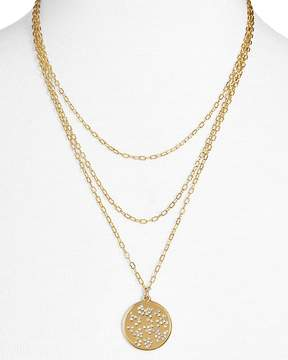 BaubleBar Moonstruck Layered Necklace, 18-21