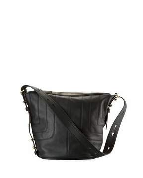 Marc Jacobs The Sling Mod Stitched Shoulder Bag - BLACK - STYLE