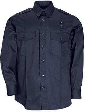5.11 Tactical Men's A Class Twill PDU Long Sleeve Shirt