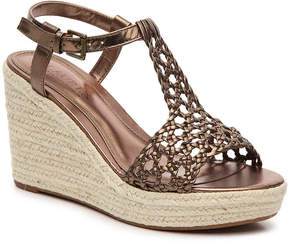 Lauren Ralph Lauren Hailey Wedge Sandal - Women's