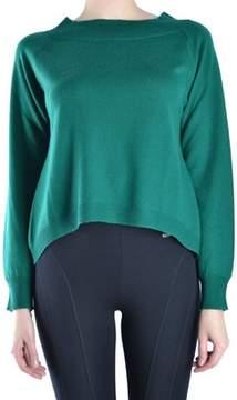 BP Studio Women's Green Wool Sweater.