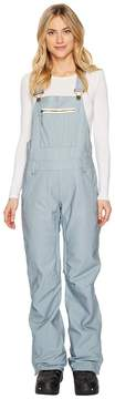 686 Black Magic Insulated Overall Women's Overalls One Piece