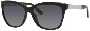 Safilo USA Jimmy Choo Cora Rectangle Sunglasses
