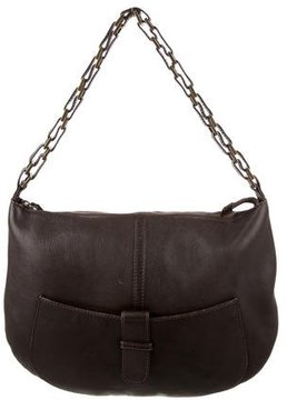 MaxMara Leather Shoulder Bag