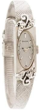 Bulova 14K Vintage Watch