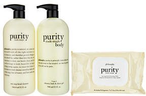 philosophy A-D purity made simple face&bodytrioAuto-Delivery