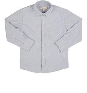 Appaman Checked Poplin Button-Down Shirt