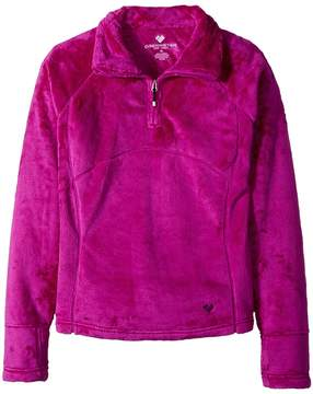 Obermeyer Furry Fleece Top Girl's Sweatshirt
