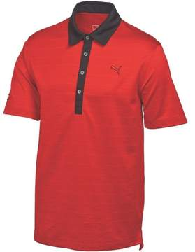 Puma Hbone Stripe Golf Polo 2015 CLOSEOUT