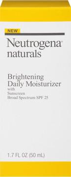 Neutrogena Naturals Brightening Daily Moisturizer