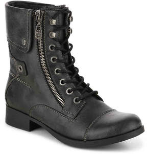 G by Guess Women's Banks Combat Boot