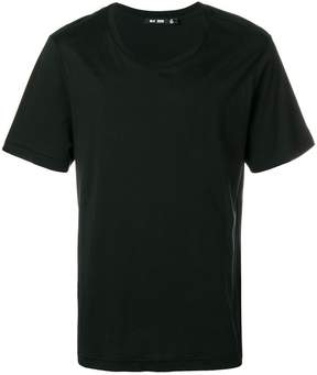 BLK DNM rear logo print T-shirt