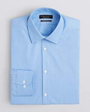 Bloomingdale's The Men's Store at End-on-End Solid Dress Shirt - Regular Fit - 100% Exclusive