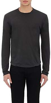 James Perse Men's Jersey Long-Sleeve T-Shirt