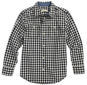 Tucker + Tate Boy's 'Photo' Buffalo Plaid Woven Shirt
