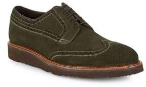 Canali Suede Dress Shoes