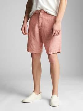 Gap 10 Chino Shorts in Linen