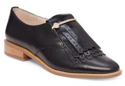 Louise et Cie Lo-Tamare Kiltie Patent Leather Oxfords