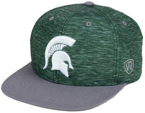 Top of the World Michigan State Spartans Energy 2-Tone Snapback Cap