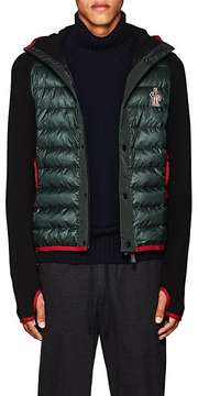 Moncler Men's Down-Quilted Hooded Coat