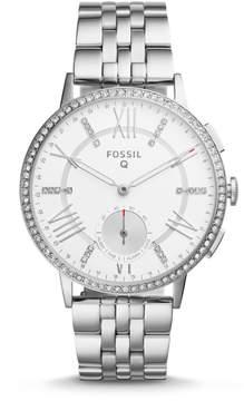 Fossil REFURBISHED Hybrid Smartwatch - Q Gazer Stainless Steel