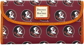 Dooney & Bourke NCAA Florida State Continental Clutch - FLA STATE - STYLE
