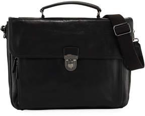 Frye Stanton Leather Top Handle Bag