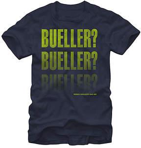 Fifth Sun Navy 'Bueller?' Tee - Adult