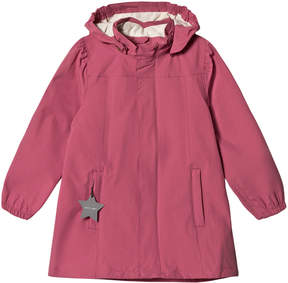 Mini A Ture Rose Wine Wilja Jacket