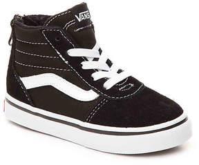 Vans Boys Ward Infant & Toddler High-Top Sneaker