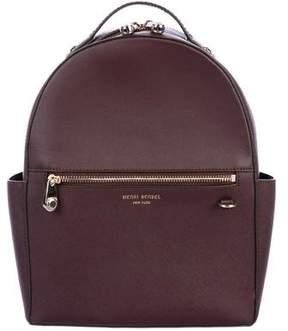 Henri Bendel West 57th Leather Backpack