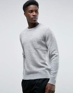 Kiomi Knitted Sweater with Pocket