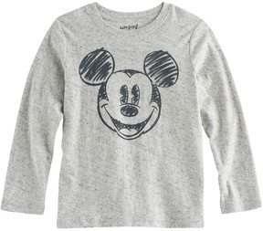 Disney Disney's Mickey Mouse Boys 4-10 Scribble Graphic Tee by Jumping Beans®