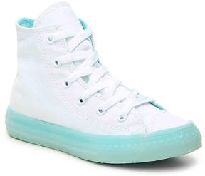 Converse Chuck Taylor All Star Jelly Toddler & Youth High-Top Sneaker - Girl's