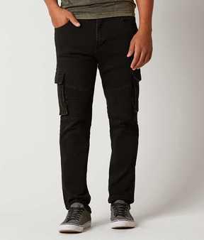 LIRA Darwin Skinny Moto Cargo Stretch Jean