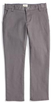 Armani Junior Boy's Stretch Cotton Twill Pants