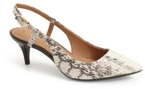 Women's Calvin Klein 'Patsi' Slingback Pointy Toe Pump