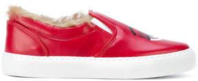 Chiara Ferragni Flirting slip-on sneakers