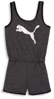 Puma Girl's Cat Romper