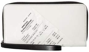 MM6 MAISON MARGIELA Receipt Wallet Wallet Handbags