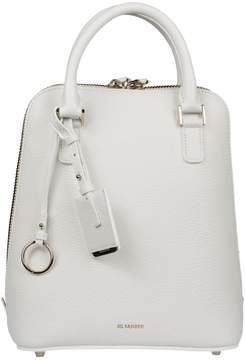 Jil Sander Small Textured Tote