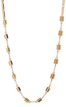 Botkier Half Stationed Necklace
