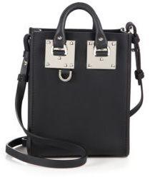 Sophie Hulme Albion Nano Leather Crossbody Bag