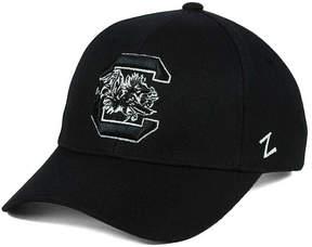 Zephyr South Carolina Gamecocks Black & White Competitor Cap