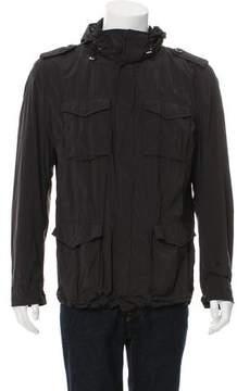 Herno Lightweight Zip-Front Jacket