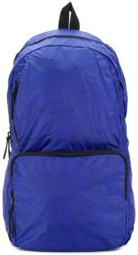 Armani Jeans zipped backpack
