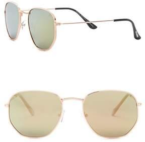 Steve Madden Polarized Square Sunglasses
