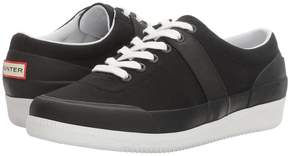 Hunter Sneaker Lo - Canvas Women's Shoes