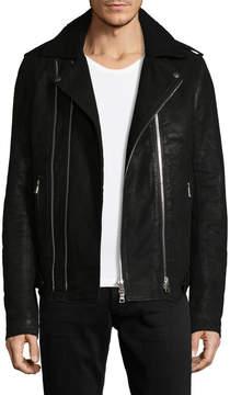 Pierre Balmain Men's Cotton Jacket