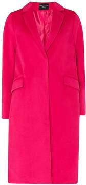 Dorothy Perkins Pink Colour Pop Smart Coat